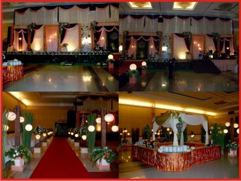 Dekorasi asri minimalis dekorasi solo dekorasi di solo for Dekorasi kamar pengantin di hotel